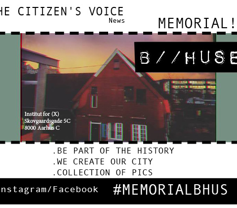 Memorial B//HUSET – Public Documental Book
